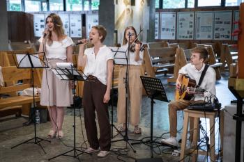 Chylę Nieba - oprawa muzyczna ślubów, Oprawa muzyczna ślubu Gostynin