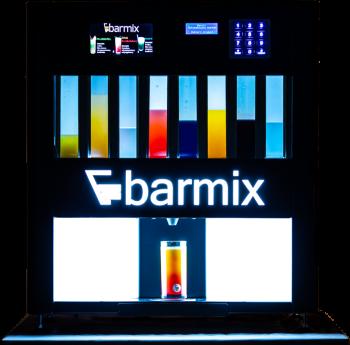 Automatyczny Barman Barmix drinki alkoholowe i bezalkoholowe, Barman na wesele Międzybórz