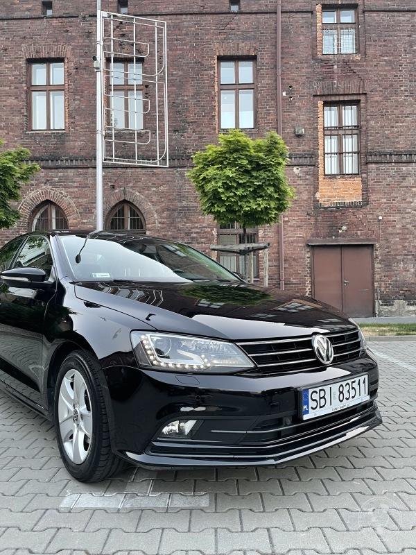VW Jetta do ślubu z szoferem, Bielsko-Biała - zdjęcie 1