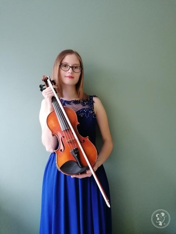 Milena Rogowicz - skrzypce solo oprawa muzyczna ślubu, Elbląg - zdjęcie 1