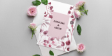 Zaproszenia   Winietki   Menu - Generuj i Zamów Online z Listy Gości, Mszana Dolna - zdjęcie 4