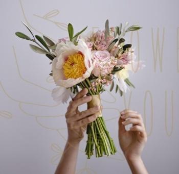 FlowerYou Pracownia Florystyczna, Bukiety ślubne Andrychów