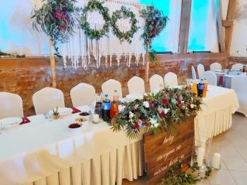 Firma cateringowa na Twoje wesele, Catering Żmigród
