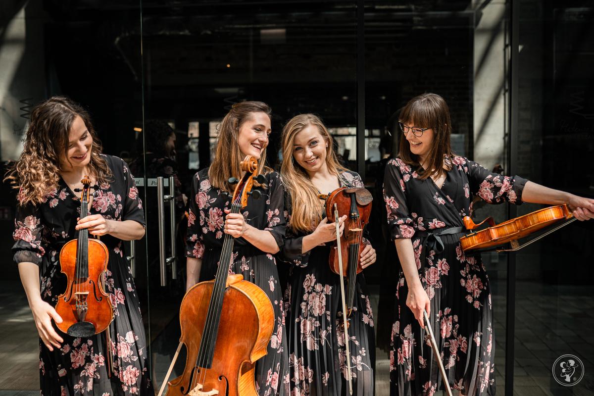 La Belle Quartet - kwartet smyczkowy na Twój ślub, Warszawa - zdjęcie 1