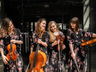 La Belle Quartet - kwartet smyczkowy na Twój ślub,  Warszawa