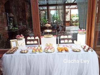 Ciacha Ewy - Wyjątkowy tort weselny i słodki stół na Twoim weselu,  Zielona Góra