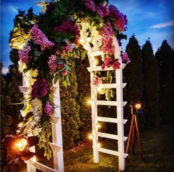 Dekoracje dworu PLENER GIRLANDY Dekoracja Światłem Lampki FAIRY LIGHTS