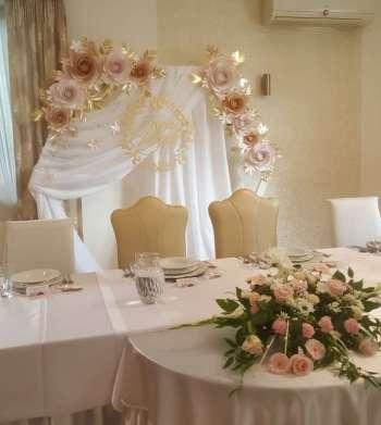 Paper Flowers Kwiatowe Dekoracje Patrycja Górska, Dekoracje ślubne Zawadzkie