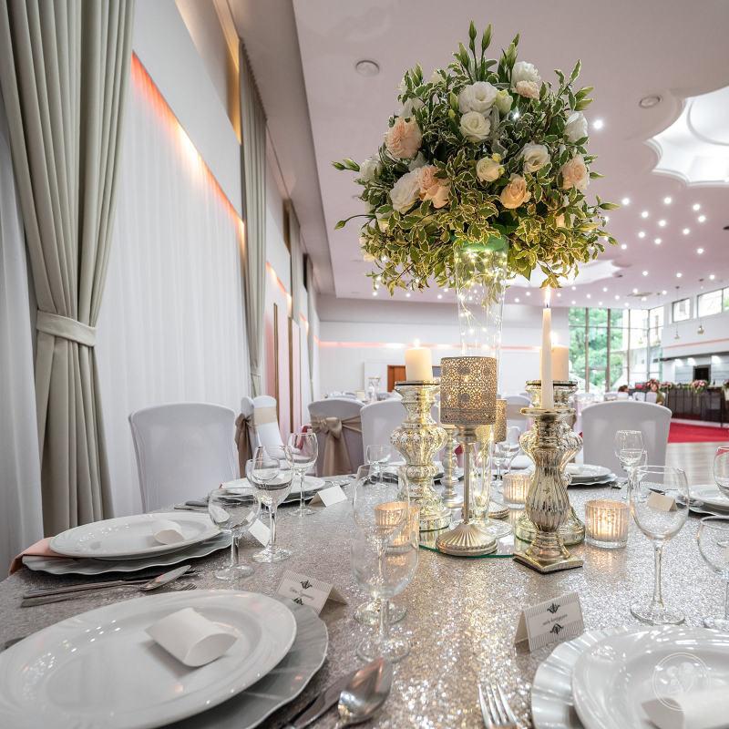 Sala bankietowa w Park Hotelu*** Zorganizuj wesele marzeń!, Świdnica - zdjęcie 1