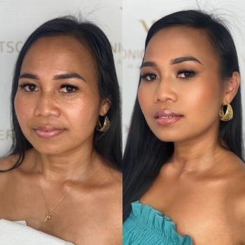 Professional Makeup Veronica Fritsch, makijaż ślubny w stylu gwiazd