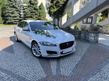 Jaguar XF - Wasz idealny samochód do ślubu - wolne terminy!, Samochód, auto do ślubu, limuzyna Kraków