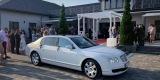 Auto do ślubu - Biały Bentley Continental Flying Spur Perła, Warszawa - zdjęcie 5