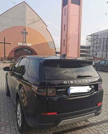 Land rover discovery sport 2020, Samochód, auto do ślubu, limuzyna Wolbrom