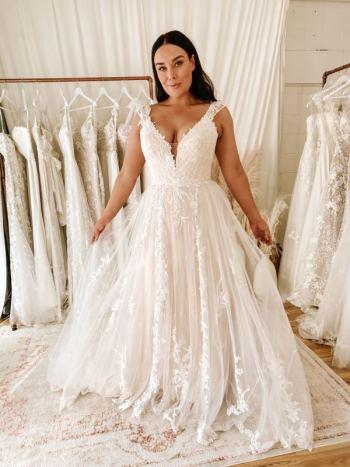 Wedding Projekt - bride plus size - suknie ślubne w każdym rozmiarze!