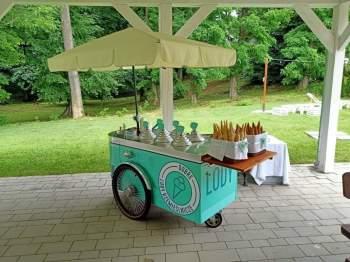 Elegancka riksza - lody rzemieślnicze na Twoim wymarzonym weselu, Unikatowe atrakcje Bielsko-Biała