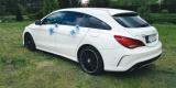 Samochód Auto do ślubu MERCEDES CLA 250, biały, Luksus w dobrej cenie, Szczecinek - zdjęcie 2