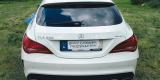 Samochód Auto do ślubu MERCEDES CLA 250, biały, Luksus w dobrej cenie, Szczecinek - zdjęcie 3