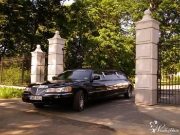 Filmowa LIMUZYNA LINCOLN black CARTIER! wesela, Samochód, auto do ślubu, limuzyna Prabuty