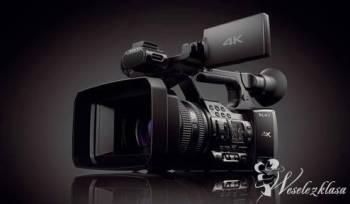 Videofilmowanie i  fotografia z pasją, Kamerzysta na wesele Szczucin
