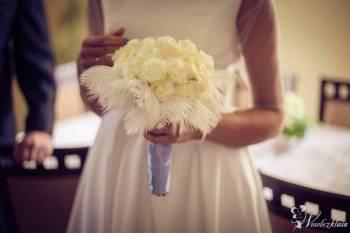 Tworzymy bukiety ślubne i dekoracje z kwiatów, Kwiaciarnia, bukiety ślubne Ozorków