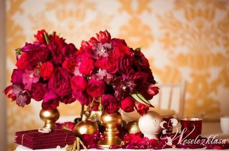 Kwiaty i  Dekoracje ślubne, Kraków - zdjęcie 1