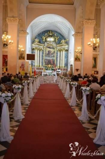 IzaDekor Dekoracja kościołów bukiety ślubne, Dekoracje ślubne Zambrów