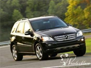 Mercedes Ml do ślubu, Samochód, auto do ślubu, limuzyna Strumień