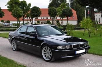 Auto do ślubu BMW e38, Samochód, auto do ślubu, limuzyna Wołów