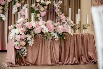 Twins Flowers - wyjątkowe dekoracje sal weselnych i kościołów, Dekoracje ślubne Chełmno