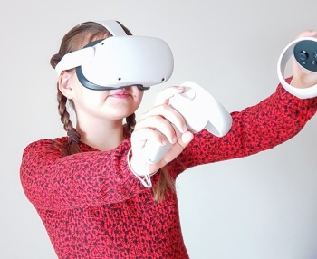 Wirtualna Rzeczywistość na Twoim weselu - doskonała zabawa dla dzieci, Animatorzy dla dzieci Pilawa