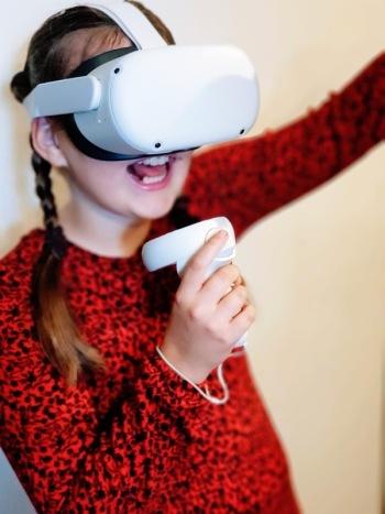 Animacje dla dzieci Pokazy Wirtualnej Rzeczywistość z Magic Reality