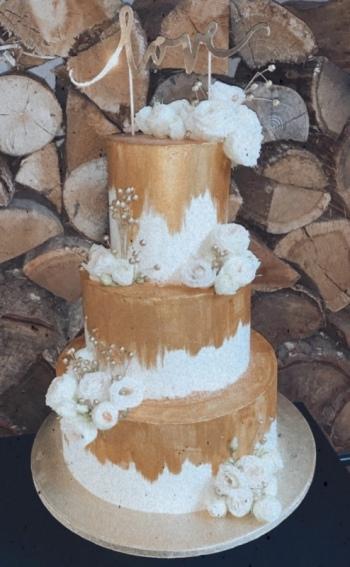 Pracownia Nikity - słodkie stoły, torty, tort ślubny, Słodki kącik na weselu Rybnik