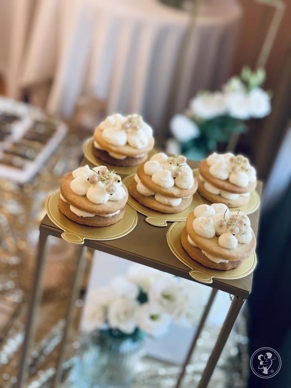 Pracownia Nikity - słodkie stoły, torty, tort ślubny
