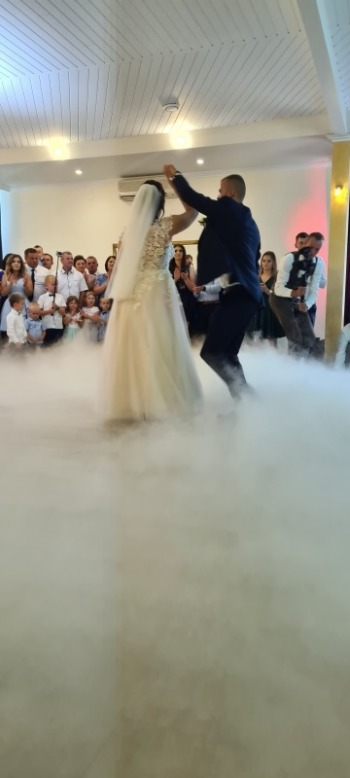 OKparty - ciężki dym / Fotolustro / napis 3D LED Miłość♥ - OKparty, Ciężki dym Kraśnik