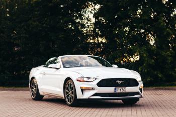 Mustangiem do Ślubu - BIAŁE KABRIO, Samochód, auto do ślubu, limuzyna Tarnobrzeg
