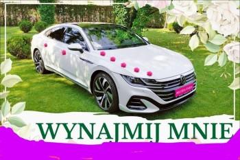 VW ARTEON Auto do Ślubu, Samochód, auto do ślubu, limuzyna Tomaszów Mazowiecki