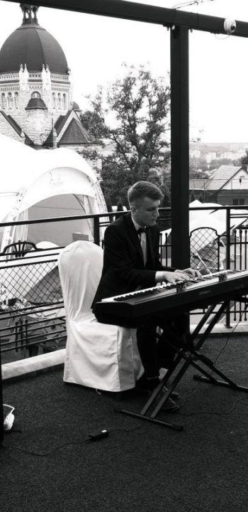 PIANISTA, Oprawa muzyczna ślubu Szczecin