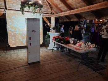 Fotobudka Just Married - Gwarancja udanej imprezy :), Fotobudka, videobudka na wesele Stawiski