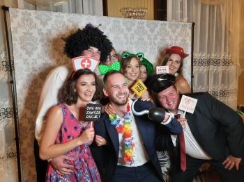 Fotobudka Just Married - Gwarancja udanej imprezy :)