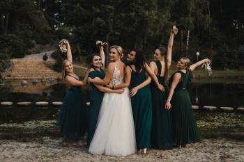 Autentyczna fotografia ślubna z pasją | Marta Skrzypecka