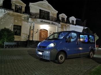 Transport osób busem 8+1, Wynajem busów Gorzów Śląski
