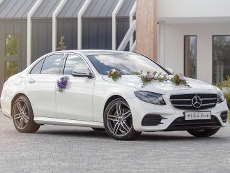 Mercedes E w kolorze BIAŁA PERŁA,  Lublin