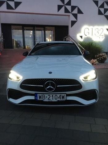Mercedes C-Klasse Nowy!!! W206 do ślubu!!! 2021r., Samochód, auto do ślubu, limuzyna Dobrzyń nad Wisłą