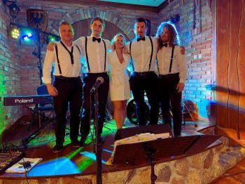Zespół muzyczny Energy Band - oprawa artystyczna imprez🥇, Zespoły weselne Prabuty