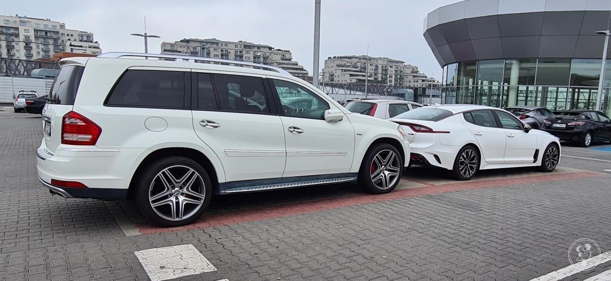 Mercedes GL / Biały / AMG / 22 calowe felgi / aktywny wydech / 7 osób, Mikołów - zdjęcie 1