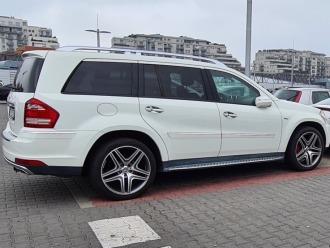 Mercedes GL / Biały / AMG / 22 calowe felgi / aktywny wydech / 7 osób,  Mikołów