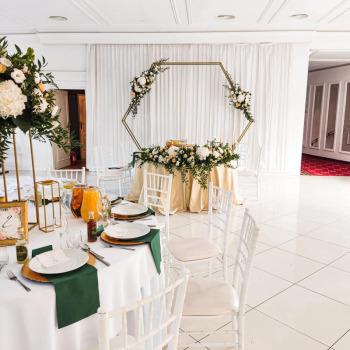 Dekoracje kwiatowe, florystyka ślubna, Dekoracje ślubne Szczyrk