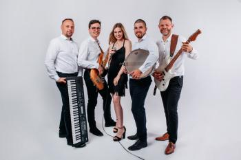 Zespół Muzyczny ATUT z finalistką Szansy na Sukces! Zabawa na 100%!!!, Zespoły weselne Puszczykowo