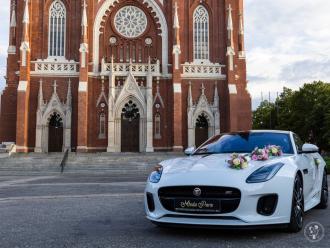 Auto / Samochód do ślubu Jaguar F-Type,  Częstochowa