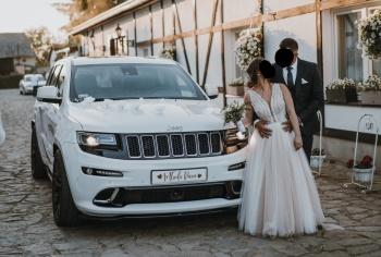auta do ślubu JEEP SRT 6.4, GOLF VII TCR, LEXUS LC500,ALFA GIULIA, Samochód, auto do ślubu, limuzyna Oława
